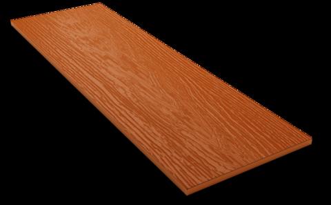 Фибросайдинг Decover Terracotta 190х8х3600 мм