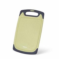 8021 FISSMAN Доска разделочная 31x20x0,8см (пластик+ТПР)