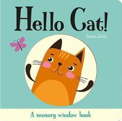 Peek-a-boo Little Cat!