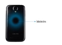 Комплект для Samsung Galaxy S4: беспроводная зарядка Qi + приемник-ресивер Qi