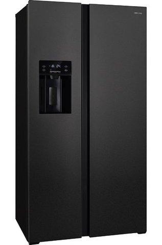 Холодильник HIBERG RFS-650DX NFB