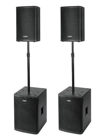 Звукоусилительные комплекты XLine Alive 2000