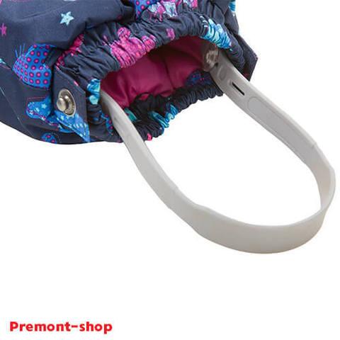 Штрипки на комбинезоне Premont для девочек Плюшевое настроение S18101