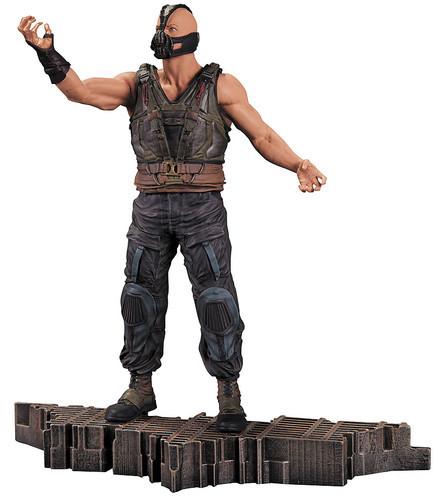 Dark Knight Rises - Bane 1/12 Scale Statue