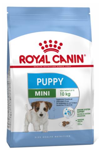 Royal Canin Mini Puppy  (2 кг) для щенков мелких пород