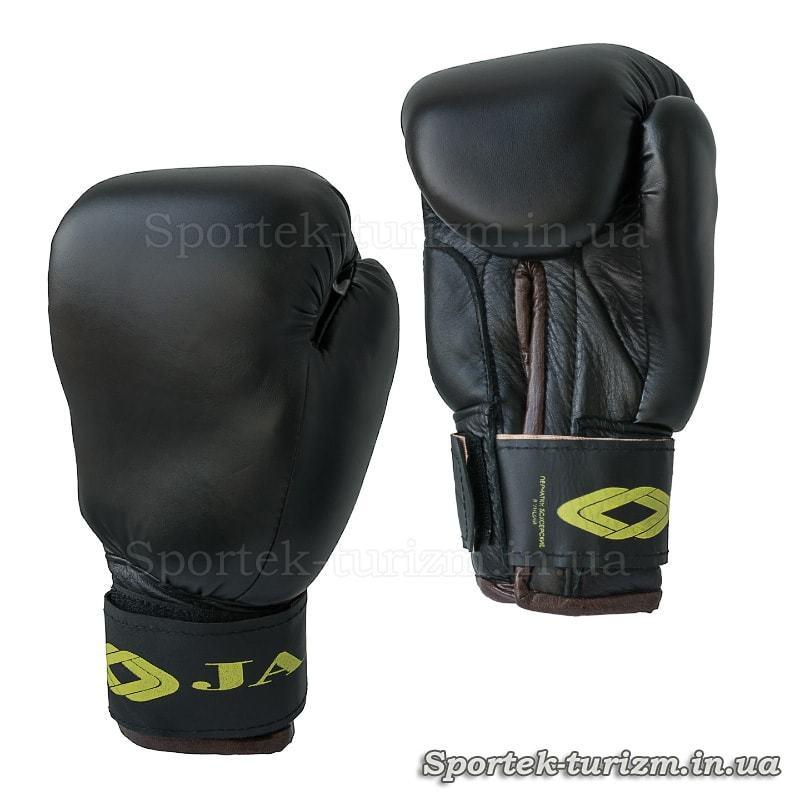 Перчатки для боксу на липучці JAB 8 oz
