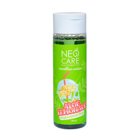 Мицеллярная вода Aloe lemonade | 200 мл | Neo Care