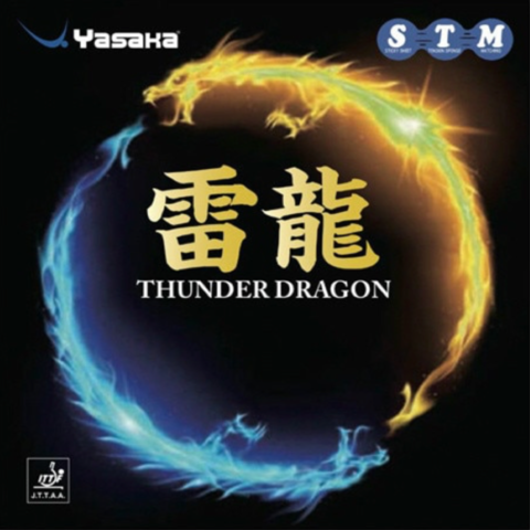 Накладка Yasaka THUNDER DRAGON