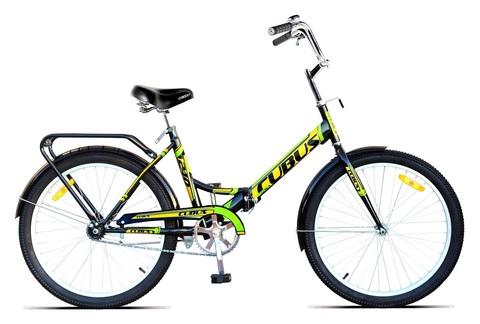 Велосипед CUBUS COMPACT 200