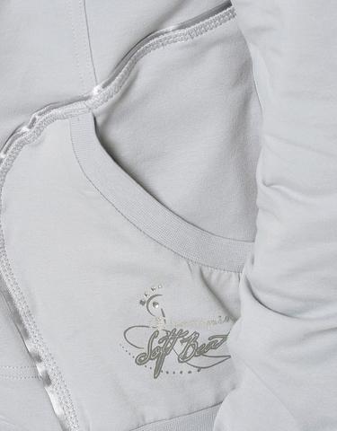 Толстовка женская Champion Full Zip Sweatshirt (Women) 104501 (3386).