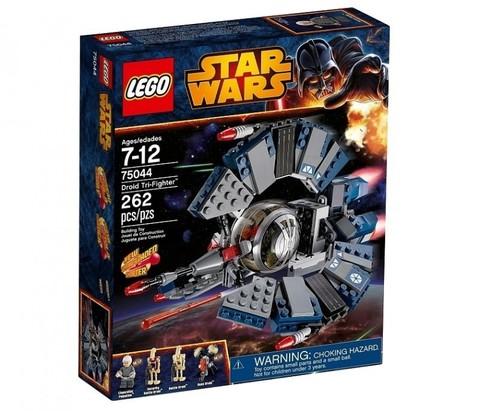 LEGO Star Wars: Дроид Tri-Fighter 75044 — Droid Tri-Fighter — Лего Звездные войны Стар Ворз