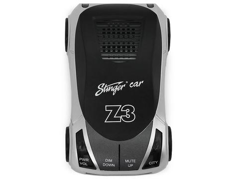 Радар-детектор (антирадар) Stinger Car Z3
