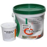 ICAR Recoll IBC 10-2С(9+1 кг) Eco Green Line эпоксидно-полиуретановый двухкомпонентный паркетный клей (Италия)
