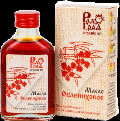Масло облепихи 250мл Радоград