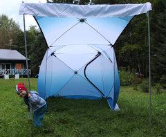 Палатка куб всесезонная Пингвин Призма Шелтерс