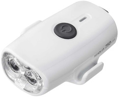 Велофонарь передний Topeak Headlux 250 USB, 250 люменов, white