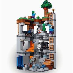 Майнкрафт 10990 Приключение в шахтах 666 д Конструктор