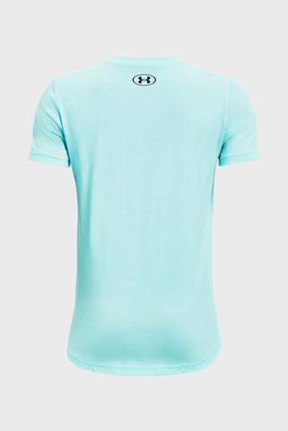 Детская мятная футболка UA SP ICE CREAM TRK SS Under Armour