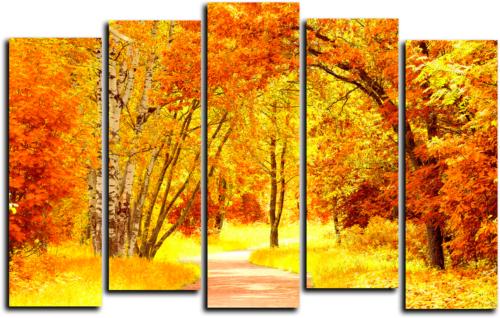 "Природа Модульная картина ""Осенний пейзаж"" М244.png"
