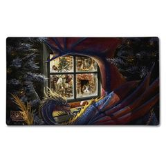 Dragon Shield: Playmat Christmas Dragon