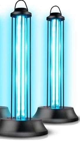 Бактерицидный облучатель ML19283 36W кварцевый UVO 360* OZONE, 8000hrs, 40m3