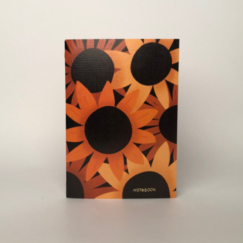 Тетрадь «Sunflower»