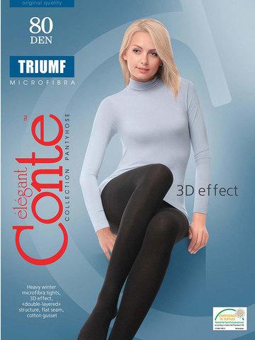 Женские колготки Triumf 80 XL Conte