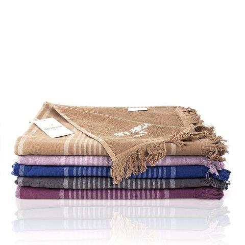 Полотенце BUKLE - БУКЛЕ для сауны, спа, бассейна 85х150 Maison Dor (Турция)