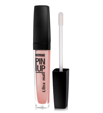 LuxVisage Блеск для губ PIN UP ultra matt тон 20