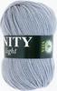 Пряжа Vita Unity Light 6007 (Серебро)