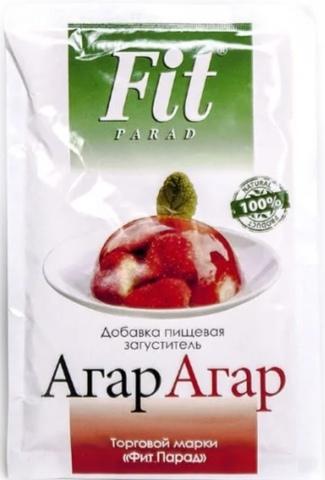 Fit Parad Агар-агар, 25 г