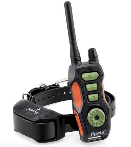 Электронный ошейник для дрессировки собак 800м iPets PET618