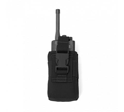 Подсумок для радиостанции Warrior Assault Systems ARP Adjustable Radio Pouch, черный, новый