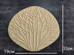 Молд лепесток малый арт:ЛМ1719, размер 17х19см