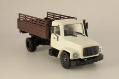 GAZ-3309 tipper high-board Kompanion 1:43