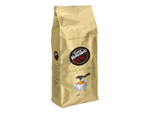 Кофе в зернах Vergnano Gran Aroma, 1 кг