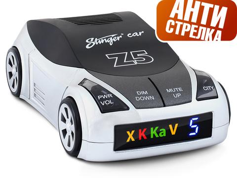 Радар-детектор (антирадар) Stinger Car Z5