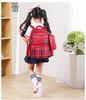 Рюкзак школьный Qix 3908 Голубой + Пенал
