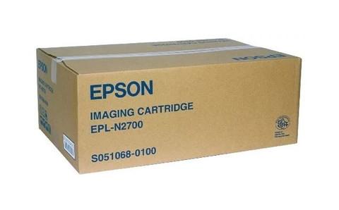 Оригинальный картридж Epson C13S051068 черный