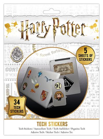 Набор Tech-стикеров «Гарри Поттер» (Артефакты)
