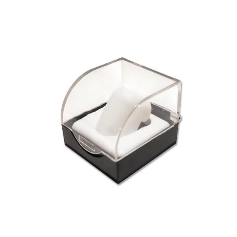Прозрачный футляр для кольца