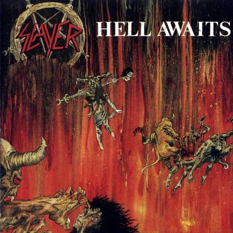Slayer / Hell Awaits (RU)(CD)