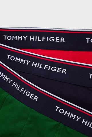 Мужские хлопковые боксеры (3 шт) Tommy Hilfiger