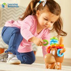 Что подарить ребенку 1 год Лось Макс Learning Resources