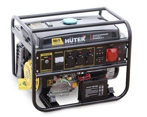 Электрогенератор HUTER DY9500LX-3