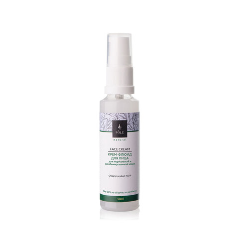 Крем-флюид POLE для нормальной кожи (50 мл.)