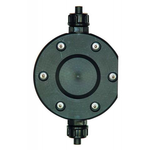 Головка для насосов 30-80 л/ч, ПВХ, Дютрал /SCP0000356/ Etatron D.S. (Италия)