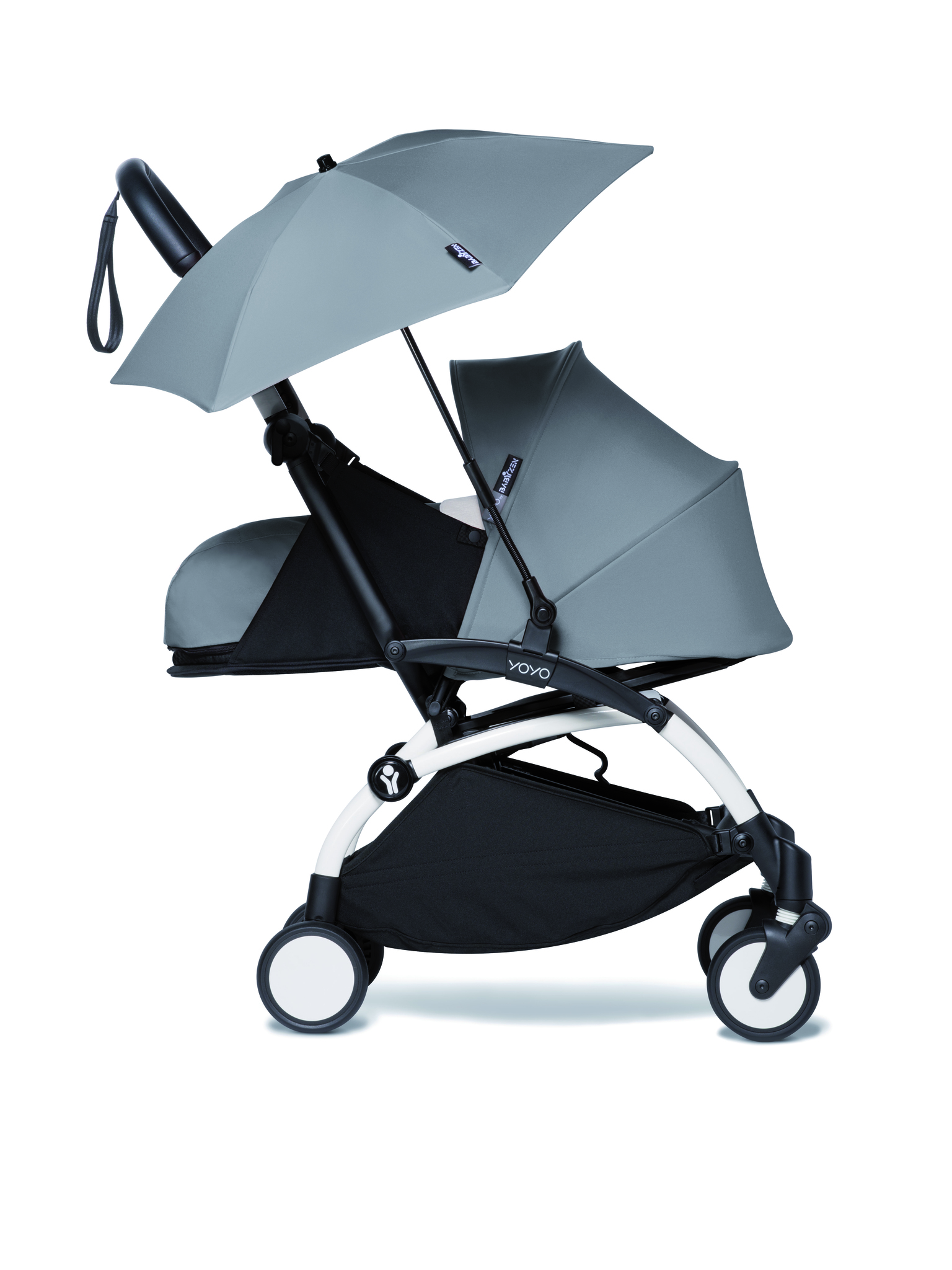 Зонт BabyZen YOYO + Grey Серый