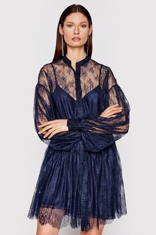 Ermanno Firenze Платье из кружева