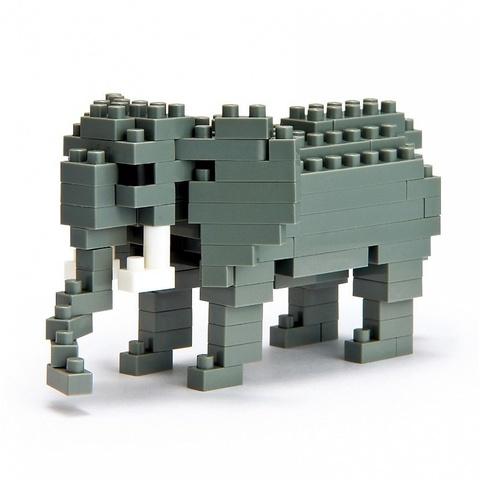 Nanoblock Африканський Слон